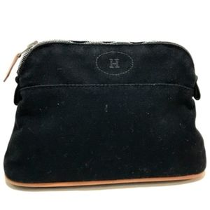 """HERMES Bolide Pouch/ toiletry bag in LARGE (12""""w)"""